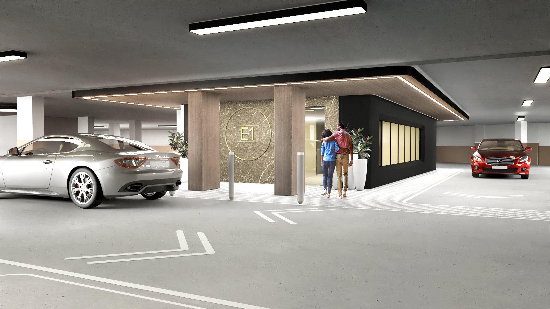 City Ridge Parking Garage
