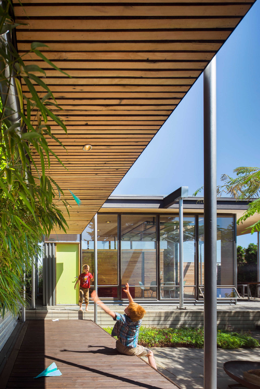 Grasshopper Courtyard Studio