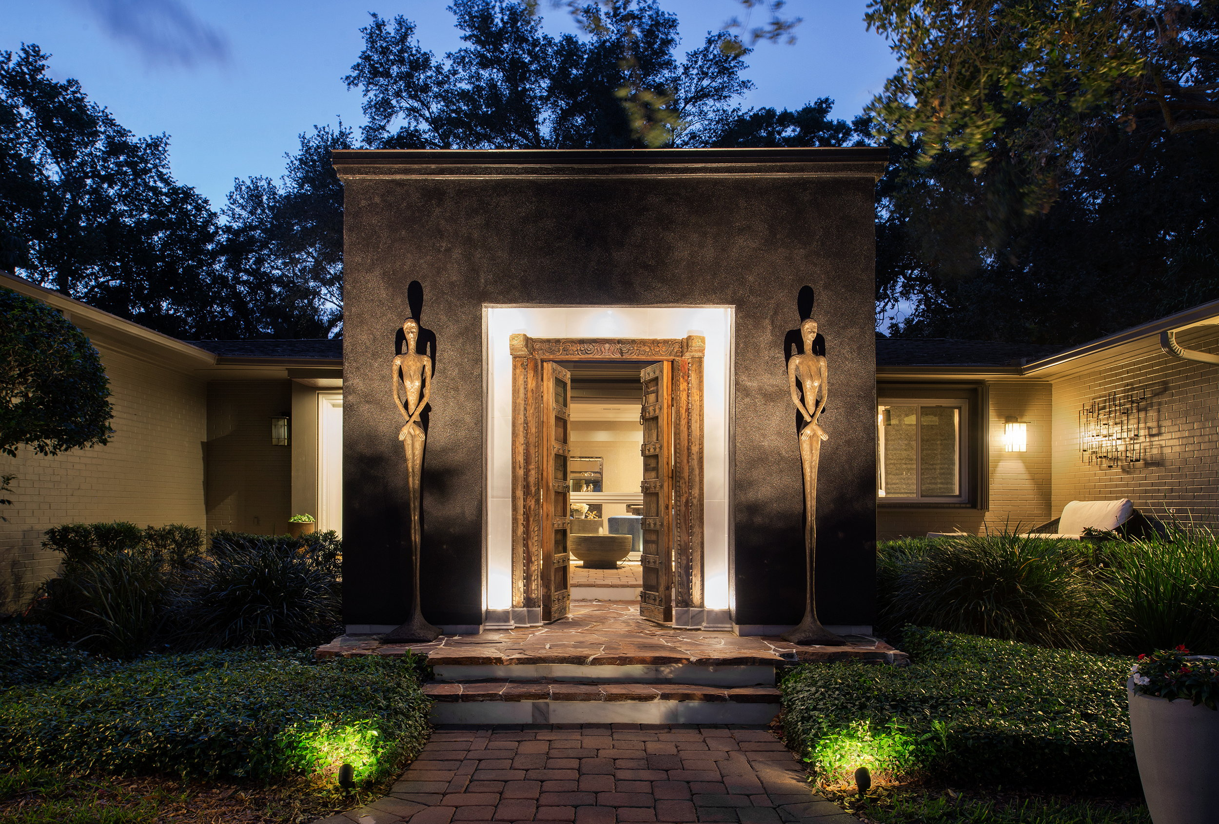 Tampa Residence by Sire Design