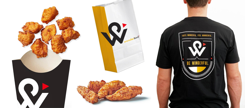 St. John Creates Full Brand Identity for Wonderbird