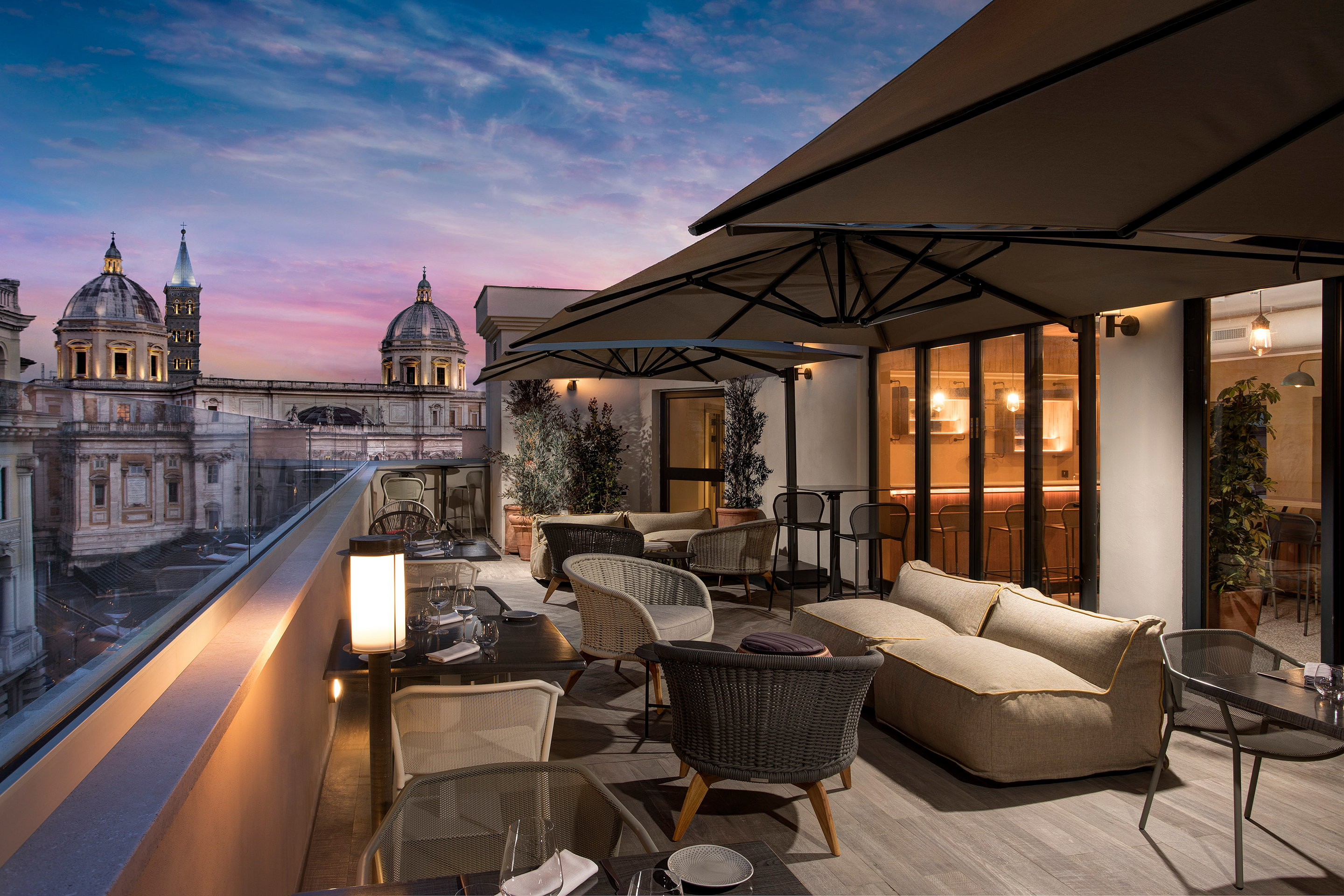 DoubleTree by Hilton Rome Monti Hotel