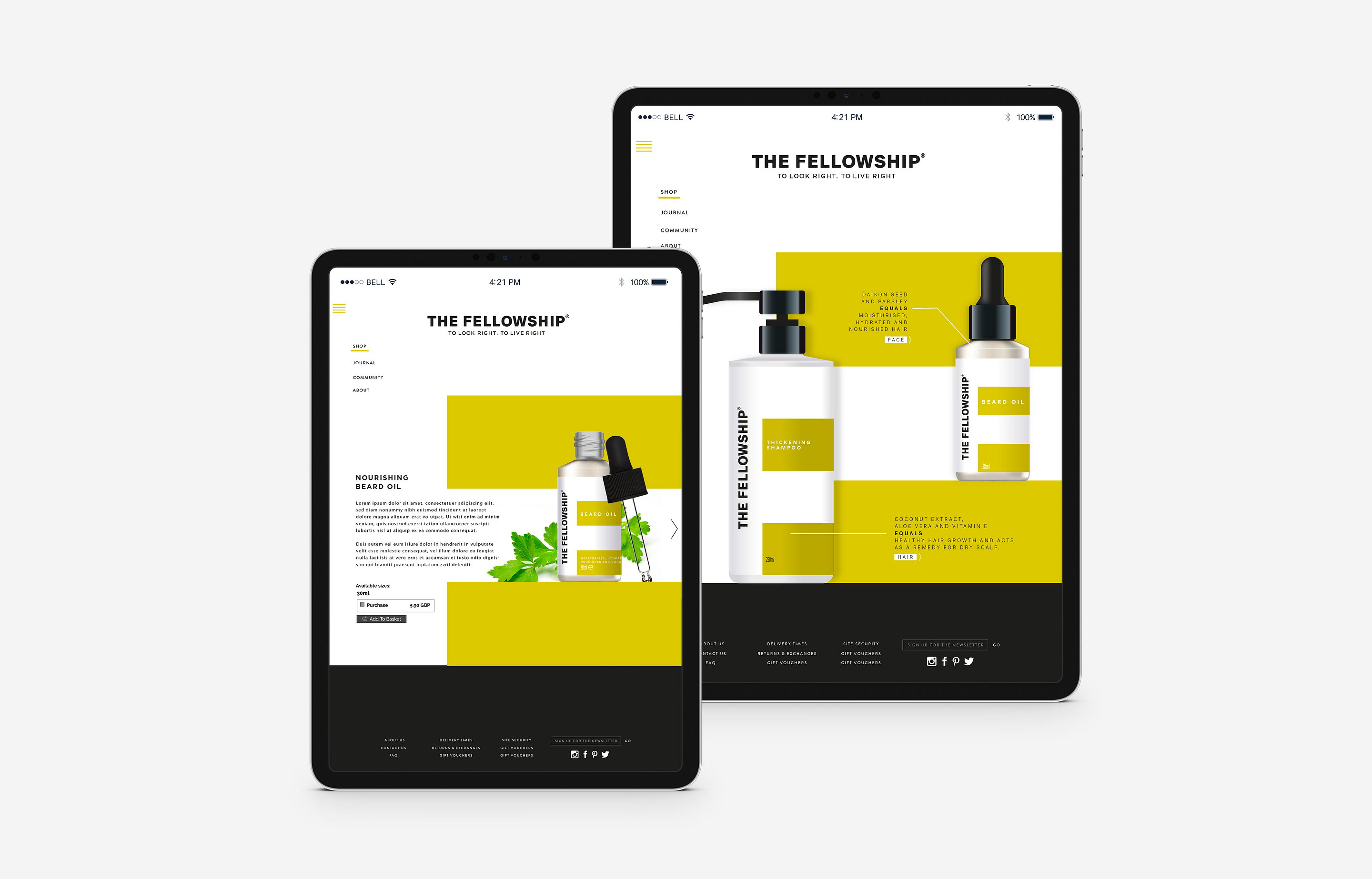 Free The Birds Designs Inclusive Men's Grooming Brand The Fellowship