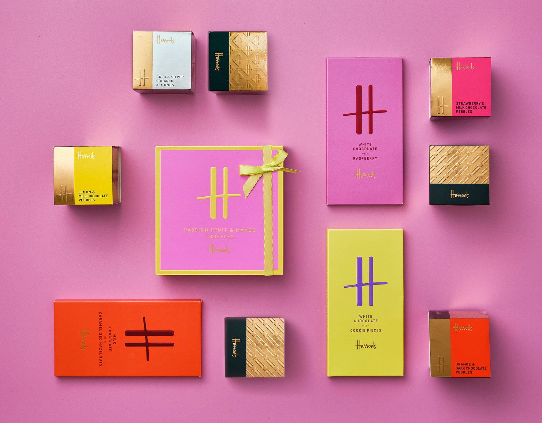 Smith&+Village's Bold, Modern Take on the Historic Harrods Mark