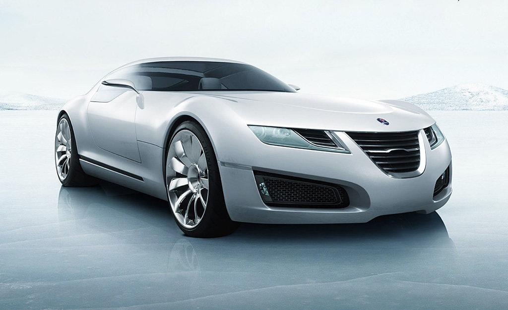 Saab Aero X Concept on Saab 9 3 Aero X Concept