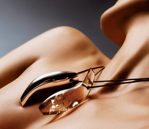 Frank Gehry Jewelry Design Collection for Tiffany 05 Fish