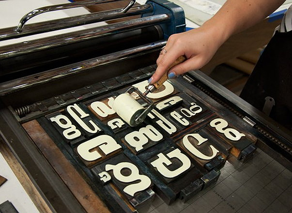 Hamilton Wood Type and Printing Museum