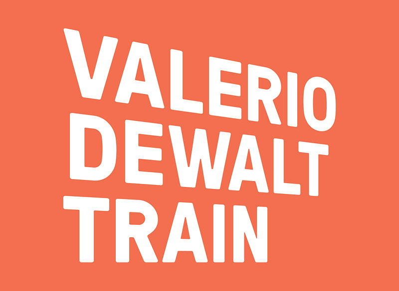Valerio Dewalt Train
