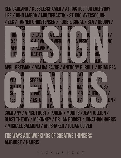 Design Genius - The Ways and Workings of Creative Thinkers