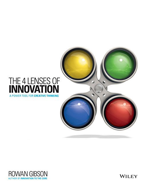 The Four Lenses of Innovation - A Power Tool for Creative Thinking