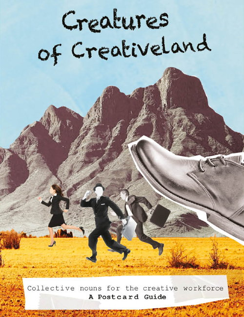 Creatures of Creativeland - A Postcard Guide
