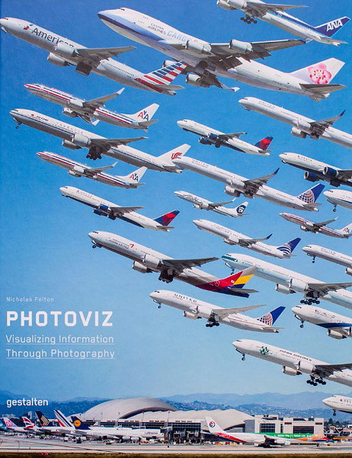 PhotoViz - Visualizing Information Through Photography