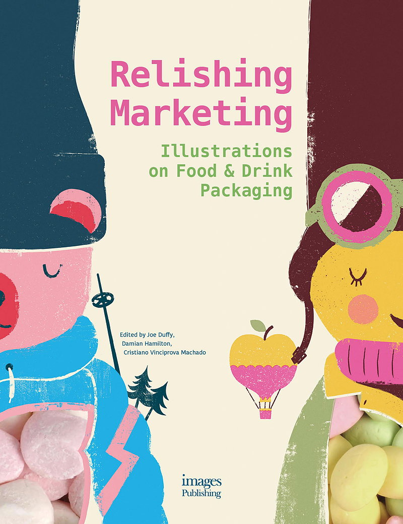 Relishing Marketing - Illustrations of Food and Drink Packaging