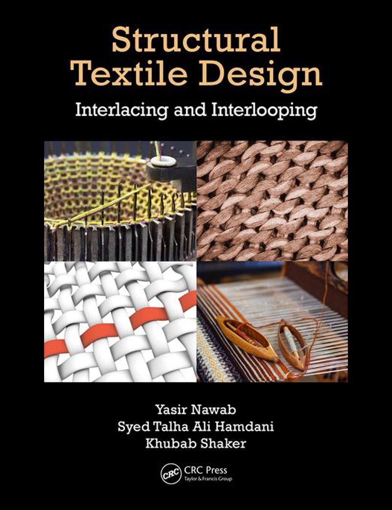 Structural Textile Design - Interlacing and Interlooping