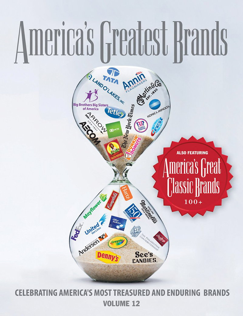 America's Greatest Brands 12