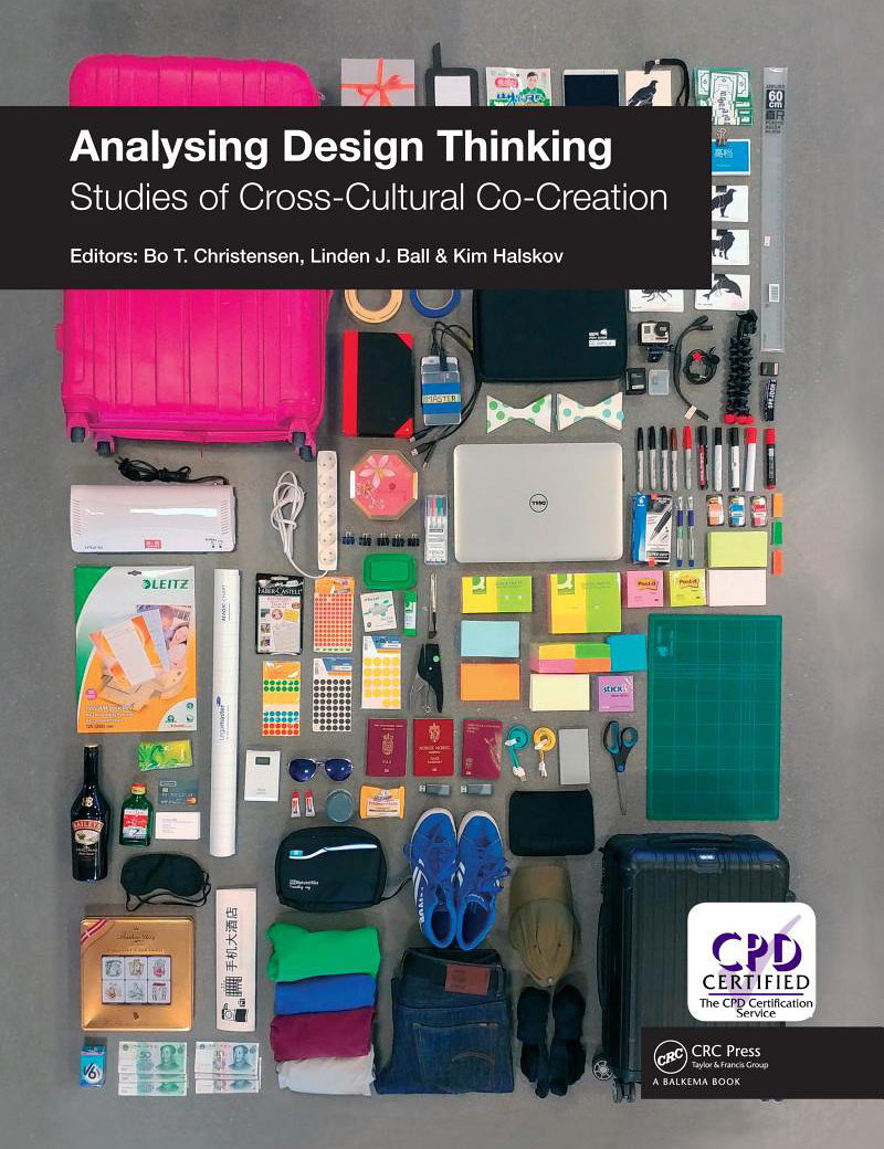 Analysing Design Thinking - Studies of Cross-Cultural Co-Creation