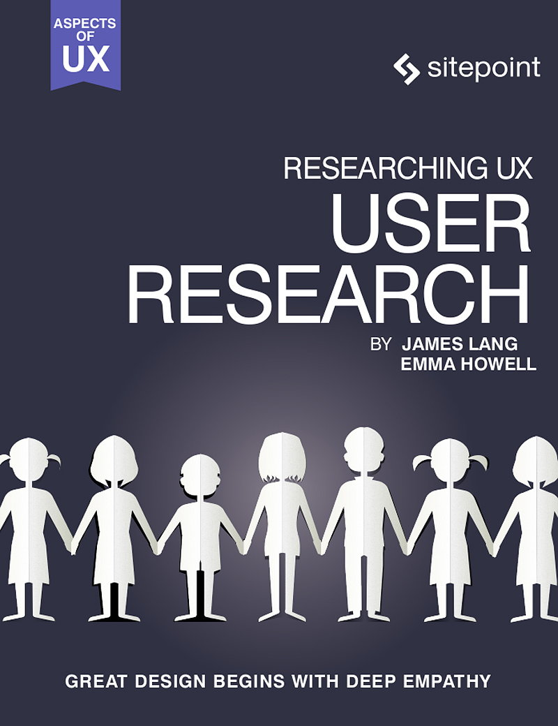 Researching UX - User Research