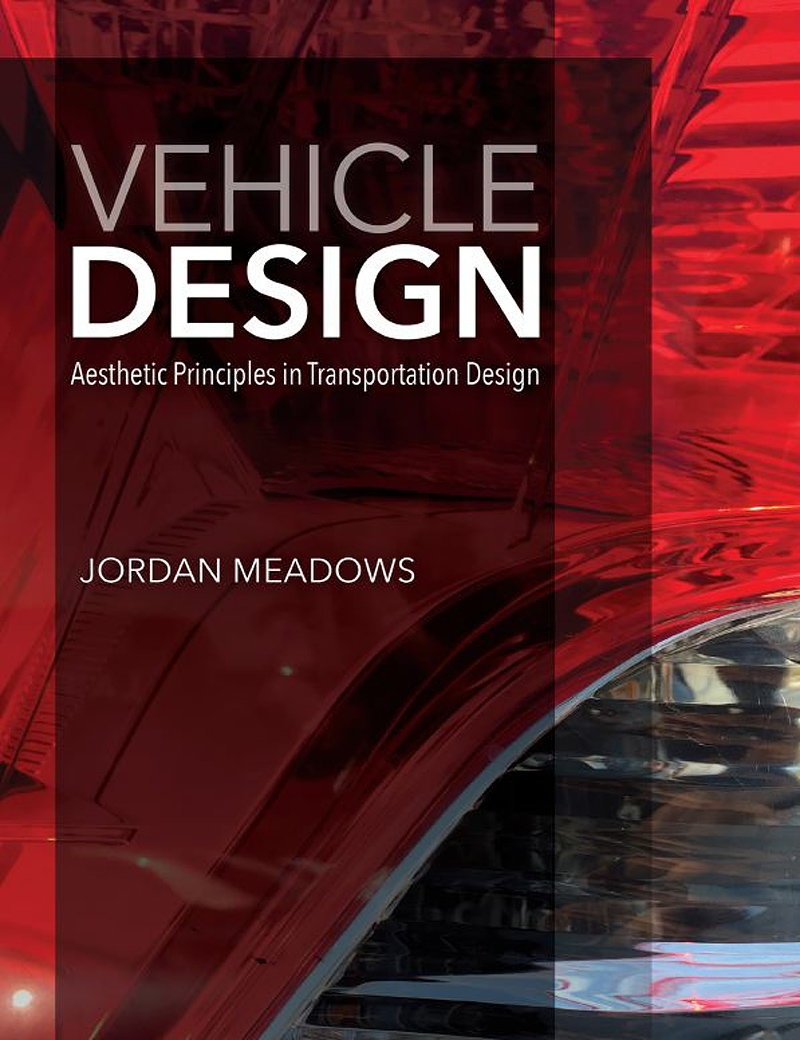 Vehicle Design - Aesthetic Principles in Transportation Design