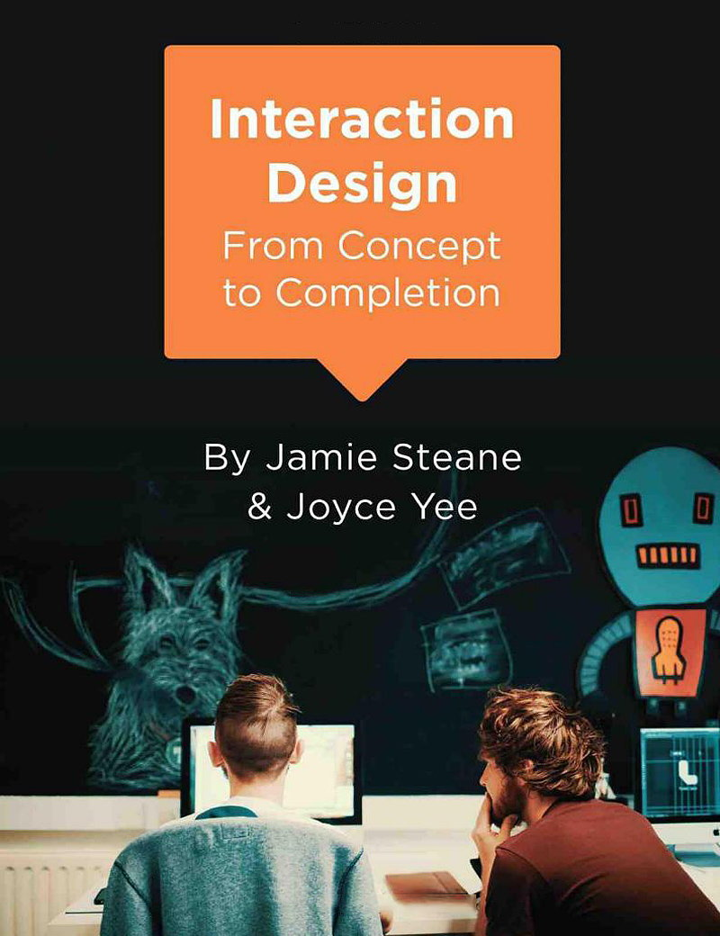 Interaction Design - From Concept to Completion