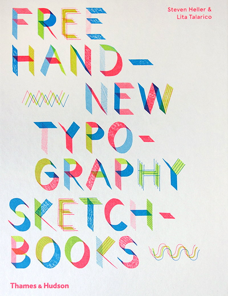 Freehand - New Typography Sketchbooks