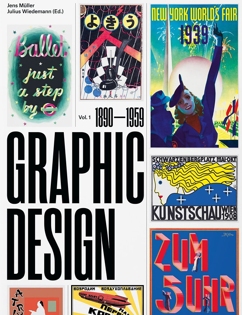 History of Graphic Design - Vol. 1, 1890-1959