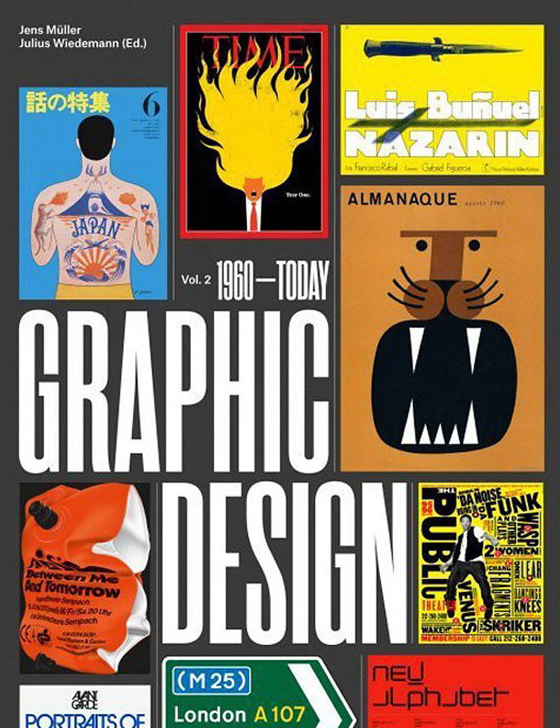 The History of Graphic Design - Vol. 2, 1960-Today