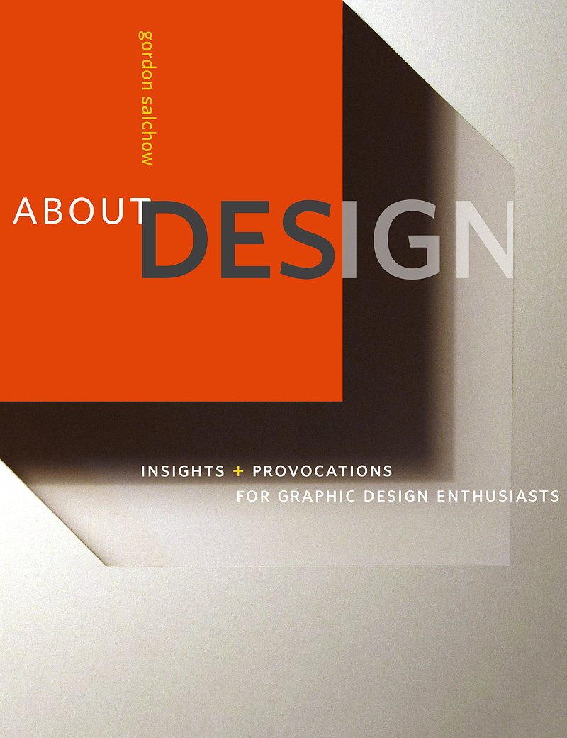 About Design - Insights and Provocations for Graphic Design Enthusiasts