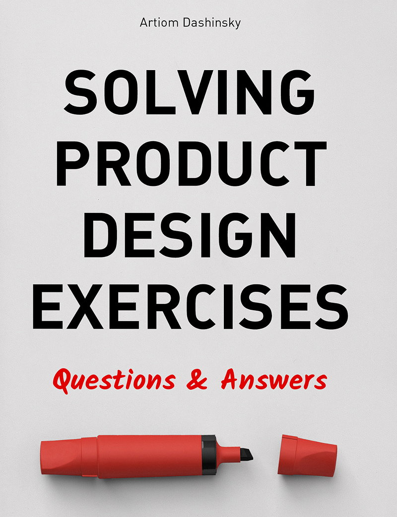 Solving Product Design Exercises - Questions and Answers