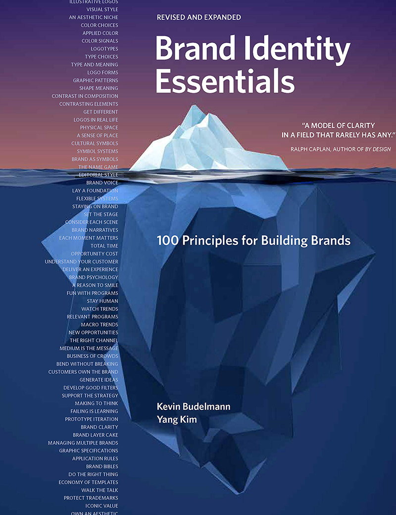 Brand Identity Essentials - 100 Principles for Building Brands