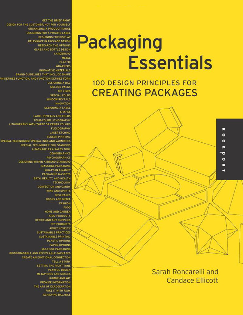 Packaging Essentials - 100 Design Principles for Creating Packages