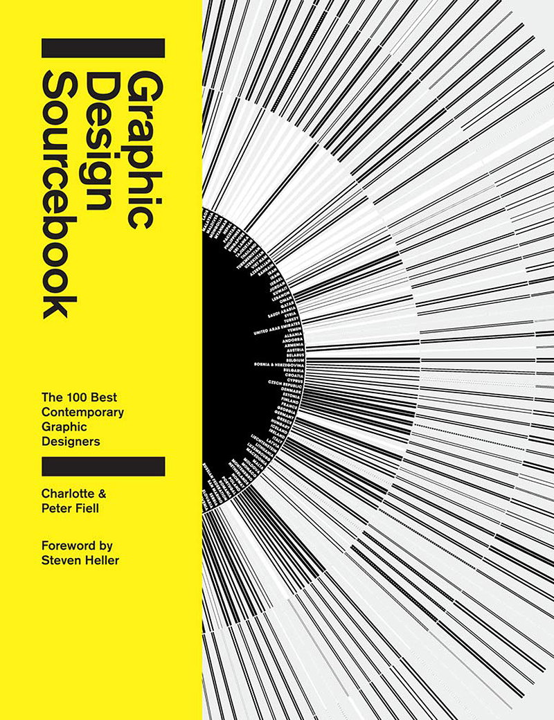 Graphic Design Sourcebook - The 100 Best Contemporary Graphic Designers