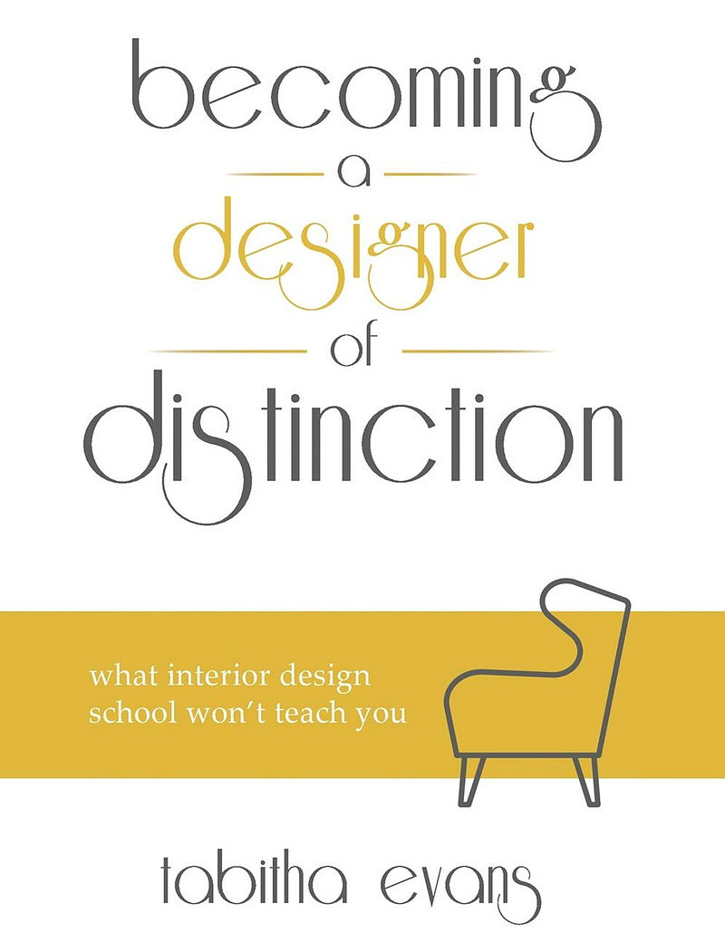 Becoming a Designer of Distinction