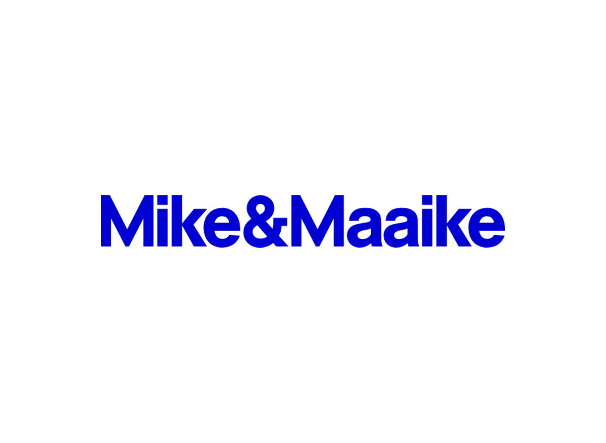 Mike and Maaike