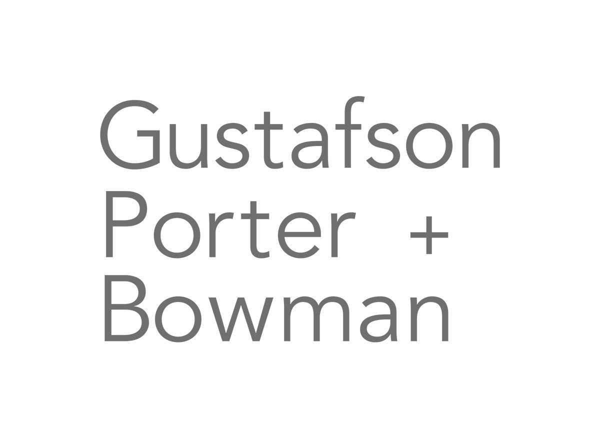 Gustafson Porter and Bowman