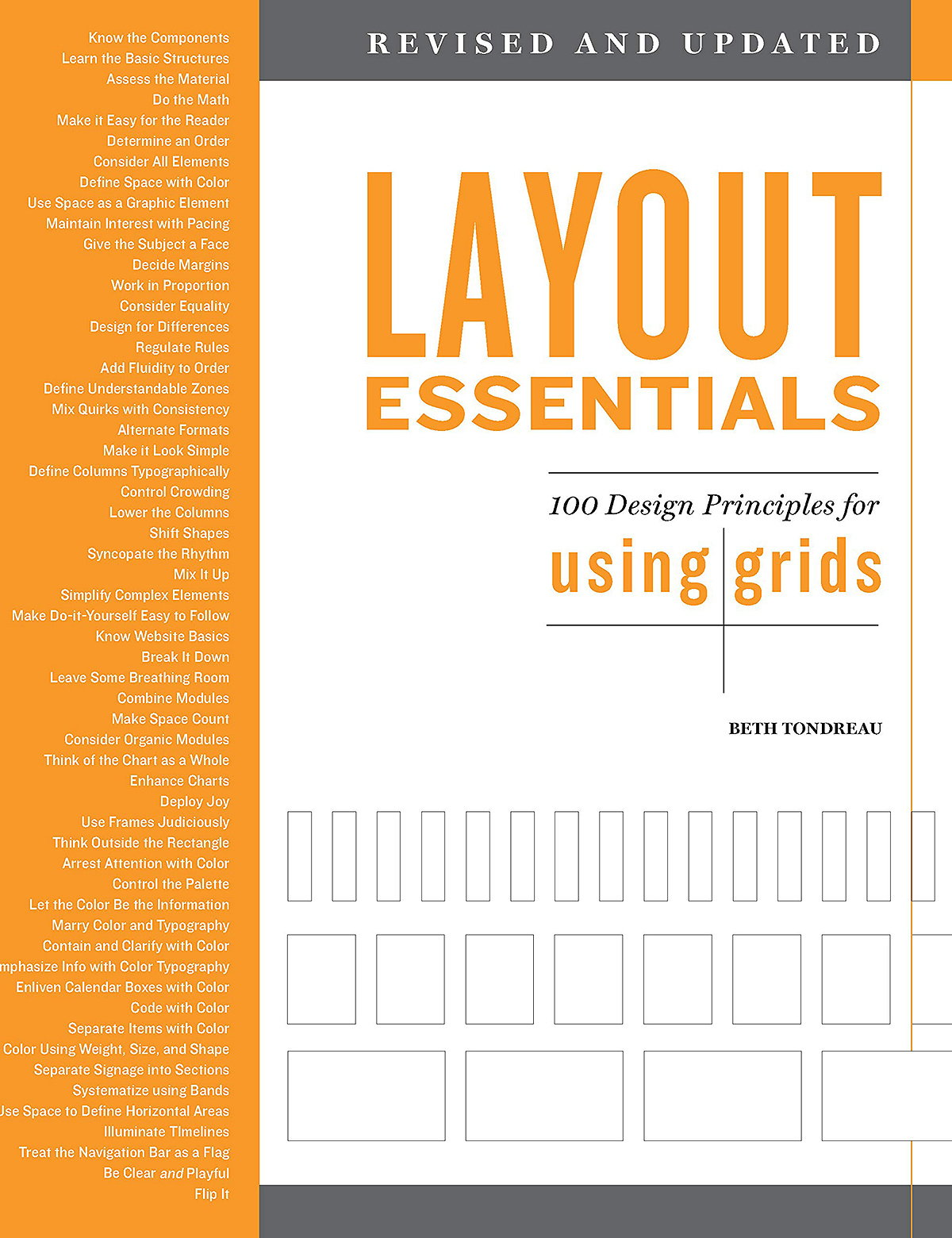Layout Essentials - 100 Design Principles for Using Grids