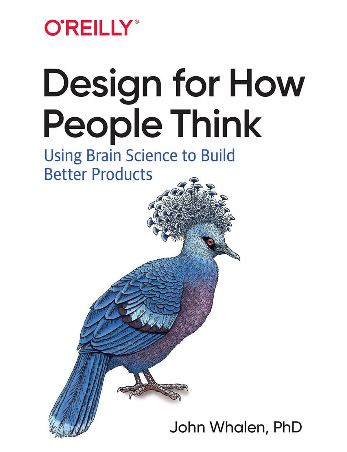Design for How People Think - Using Brain Science to Build Better Products