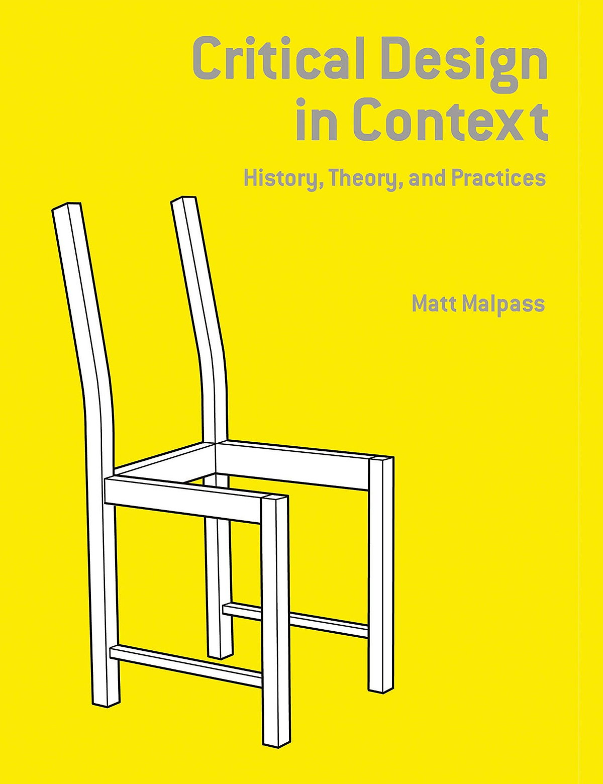 Critical Design in Context - History, Theory, and Practice