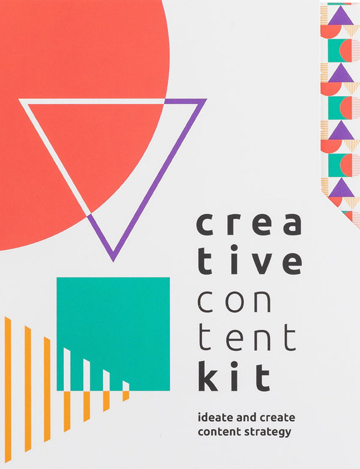 Creative Content Kit - A Method to Ideate and Create Content Strategy