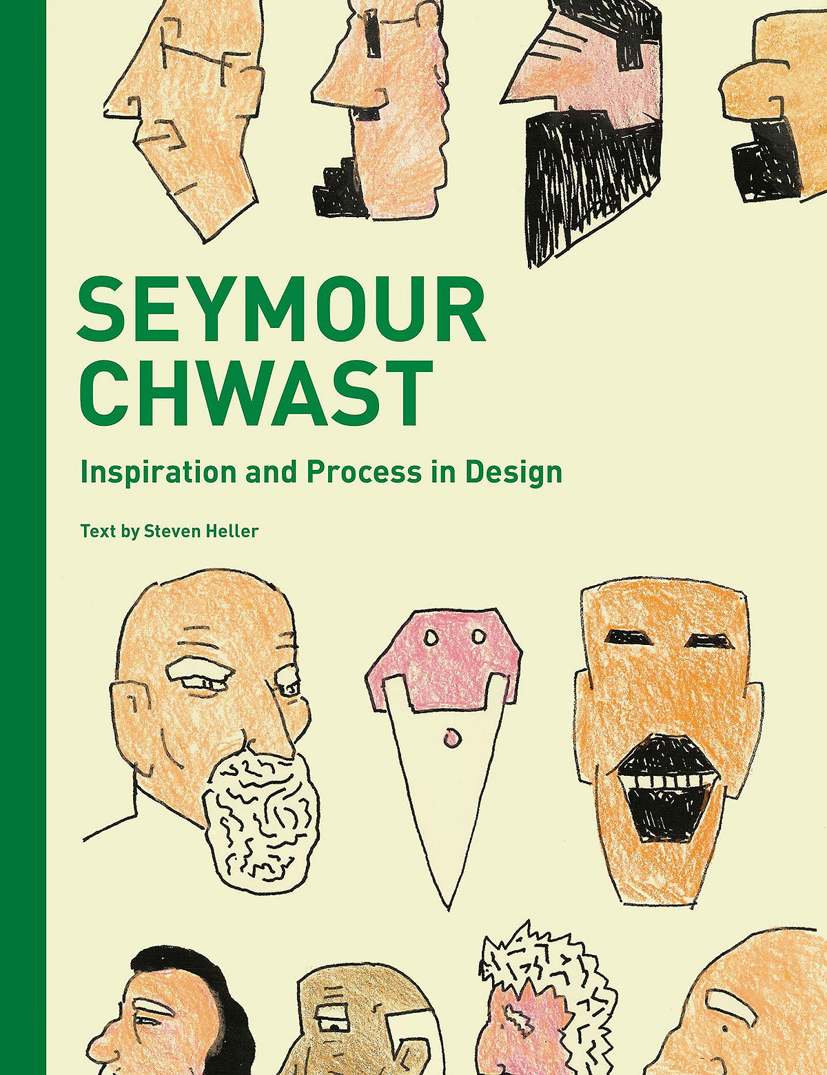 Seymour Chwast - Inspiration and Process in Design