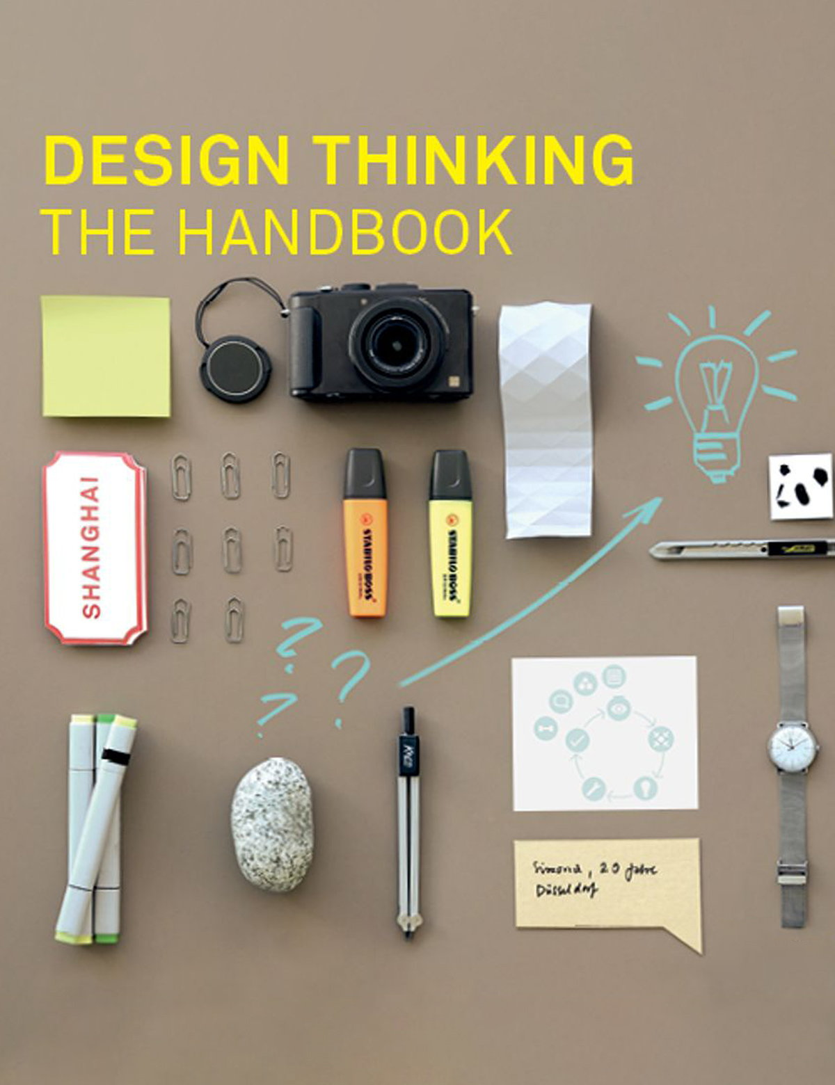Design Thinking - The Handbook