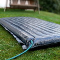 SolarStore - IDC Develops Eco-friendly Inflatable Solar Panel for Domestic Use