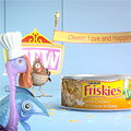 Nice Shoes Takes Friskies to 3D Cinema