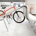 Bench Rack - Multi-use Bike Rack Design of Dupont Corian