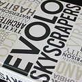 Evolo Skyscrapers - Limited Edition Book