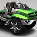 Mercedes-Benz Unimog Wins Red Dot Award Design Concept