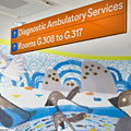 Wayfinding Solution for the Royal Children's Hospital Melbourne by Buro North