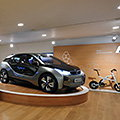 First BMW i Store Opens in London - New BMW i3 Concept and BMW i Pedelec Concept