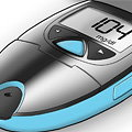 Eco-friendly Blood Glucose Monitor Concept
