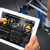Smart Bicycle of the Future Controlled with your Smartphone