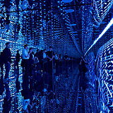 Microsoft Infinity Room by Universal Everything