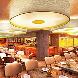 ICRAVE Designs First Serafina and Brasserie Cognac Locations in Istanbul